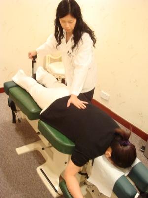 腰部軟骨減壓治療