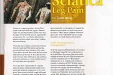 Sciatica (Leg Pain)