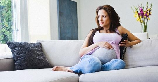 懷孕期腰背痛