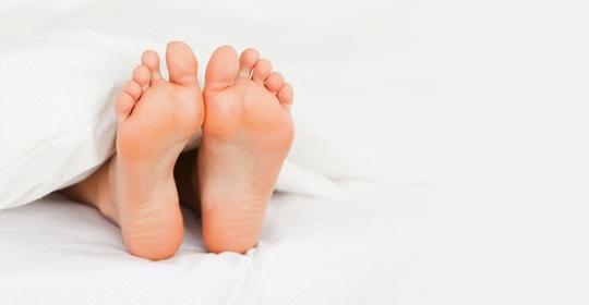 扁平足、內旋足、外旋足所引致的腳痛